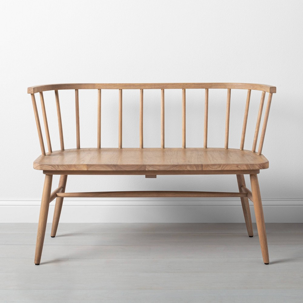 Shaker Dining Bench Hearth 38 Hand 8482 With Magnolia