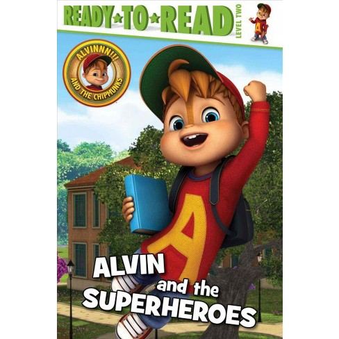 Alvin and the Superheroes - (Ready-To-Read: Level 2) (Paperback) - image 1 of 1