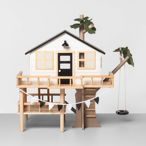 Wooden Toy Treehouse - Hearth & Hand™ with Magnolia - image 1 of 4