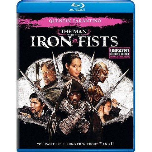 The Man With The Iron Fists (Blu-ray) - image 1 of 1