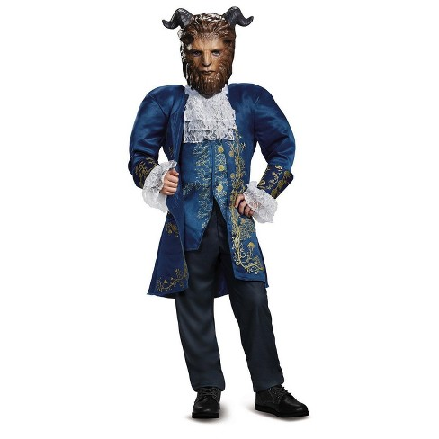 Boys Beauty and the Beast Deluxe Costume M(7-8) - image 1 of 1
