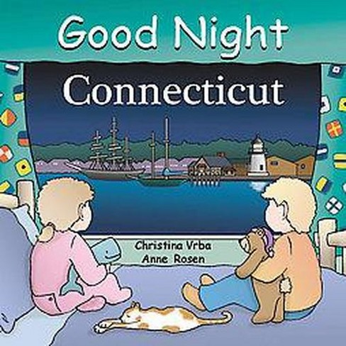 Good Night Connecticut (Hardcover) (Christina Vrba) - image 1 of 1