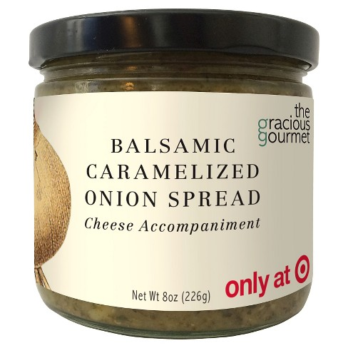 The Gracious Gourmet Balsamic Caramelized Onion Spread Combinations - 8oz - image 1 of 1