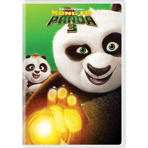 Kung Fu Panda 3 Dvd Target