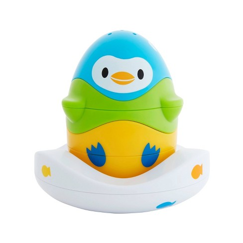 Munchkin Stack N' Match Floating Bath Toy - image 1 of 4