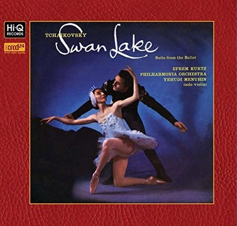 Philharmonia orchest - Tchaikovsky:Swan lake suite (CD) - image 1 of 1