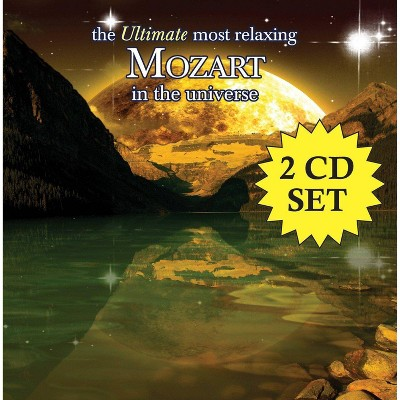 Various Artists - The Ultimate Most Relaxing Mozart In The Universe (2 CD)