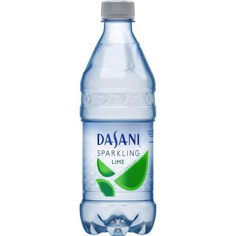 Dasani Sparkling Lime - 20 fl oz Bottle - image 1 of 3