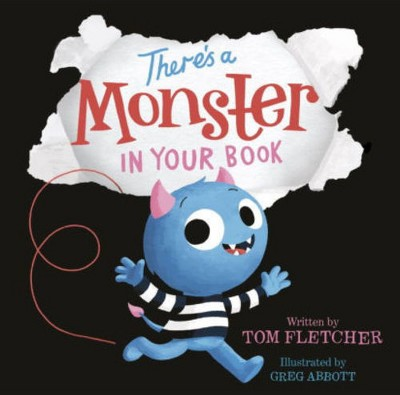 There's a Monster in Your Book 10/15/2017
