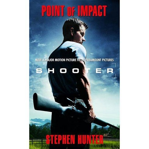 Point of Impact - (Bob Lee Swagger Novels) by  Stephen Hunter (Paperback) - image 1 of 1