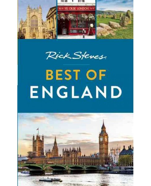 Rick Steves Best of England (Paperback) - image 1 of 1