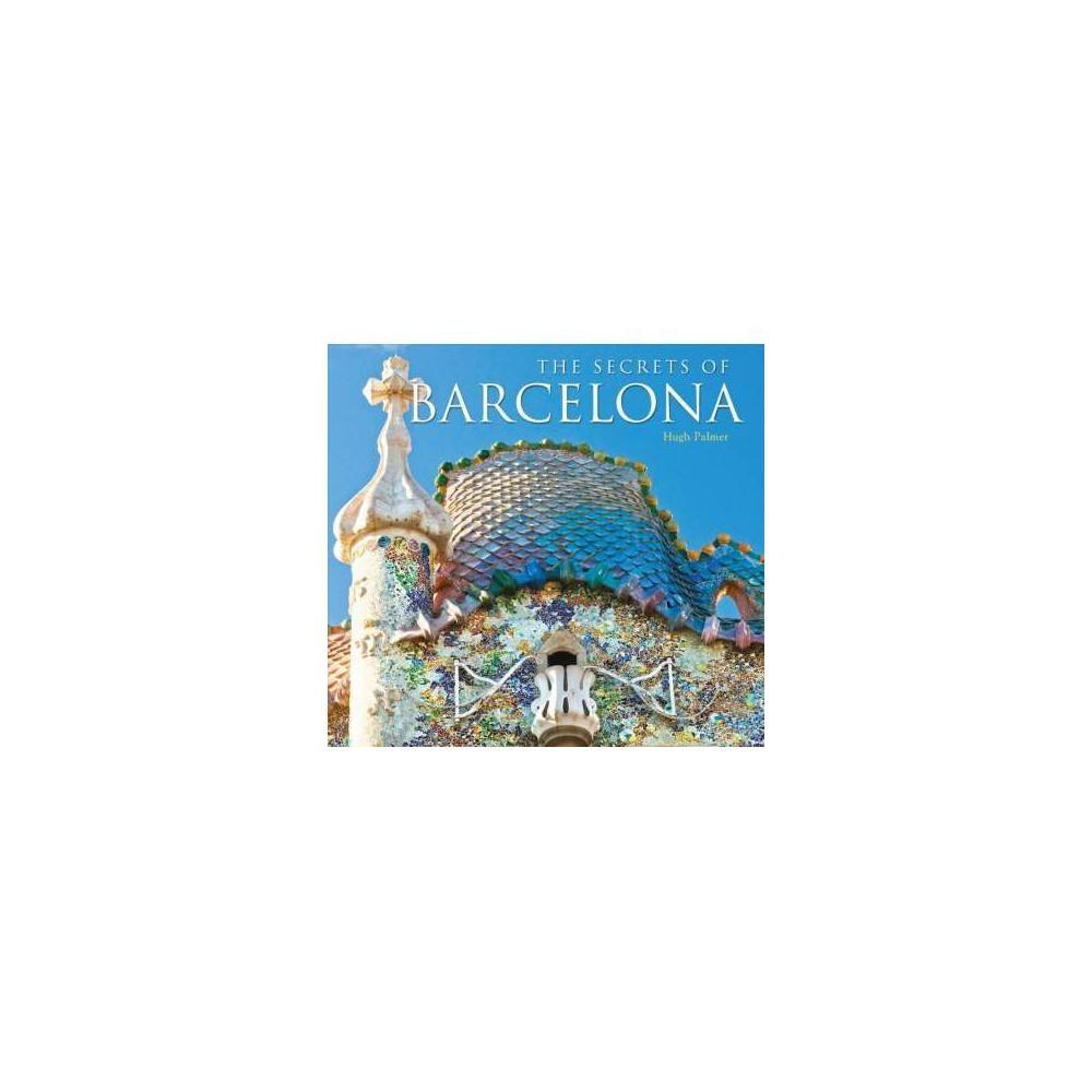 Best-kept Secrets of Barcelona - New (Best Kept Secrets) by Michael Robinson (Hardcover)
