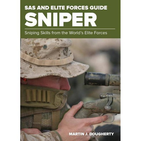 SAS and Elite Forces Guide Sniper - by  Martin Dougherty (Paperback) - image 1 of 1