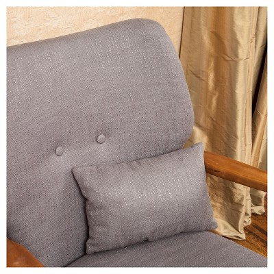 Haddie Mid Century Modern Club Chair - Christopher Knight Home : Target