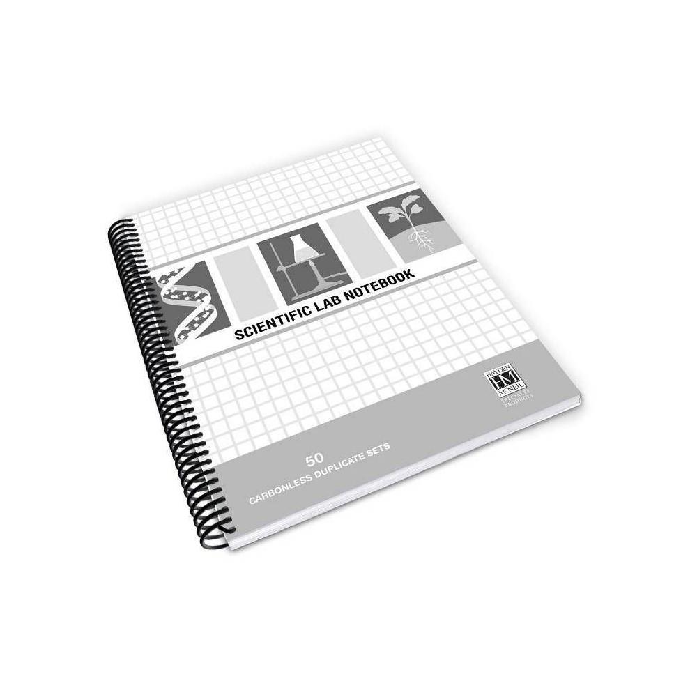 Scientific Lab Value Notebook (Box of 20) - (Paperback)