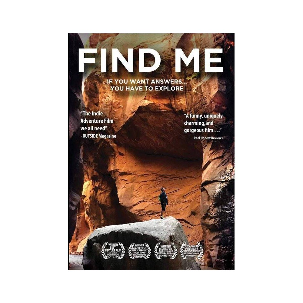 Find Me Dvd 2019