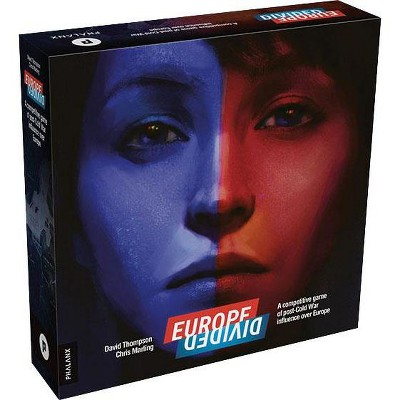Europe Divided Board Game