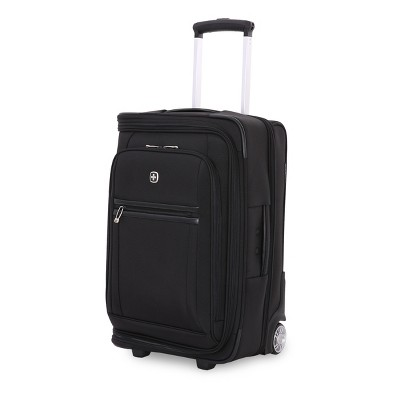 SWISSGEAR Geneva 22  Carry On Suitcase w/ Garment - Black