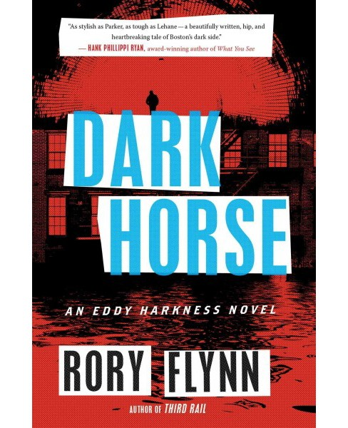 Dark Horse -  Reprint (Eddy Harkness) by Rory Flynn (Paperback) - image 1 of 1