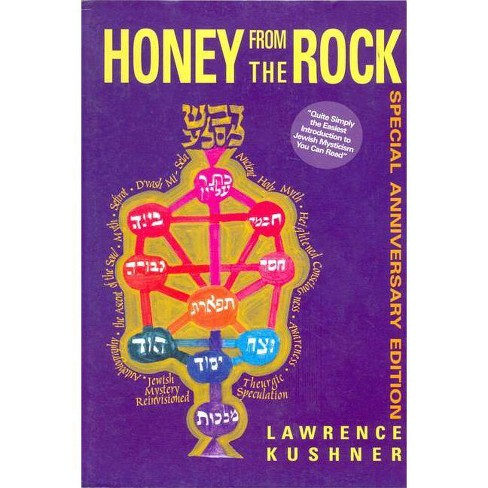 Honey from the Rock - by  Lawrence Kushner (Paperback) - image 1 of 1