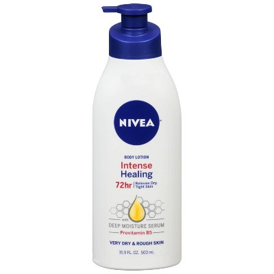 Body Lotions: Nivea Intense Healing Lotion