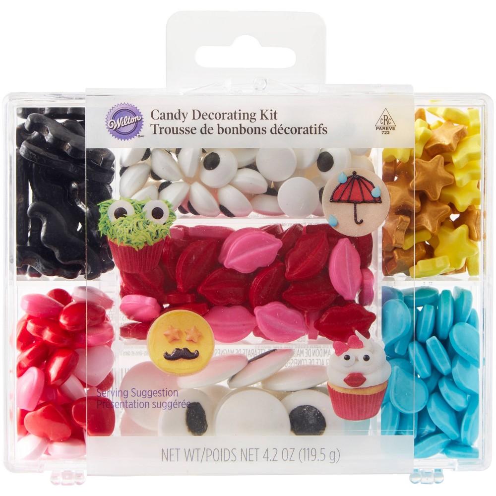 Image of Wilton 4.2oz Candy Decorating Kit