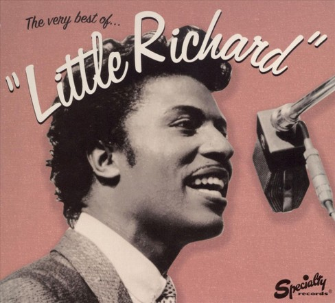 Little richard - Very best of little richard (CD) - image 1 of 1