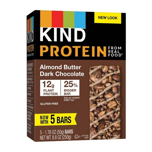 KIND Protein Almond Butter - 5ct - image 1 of 4