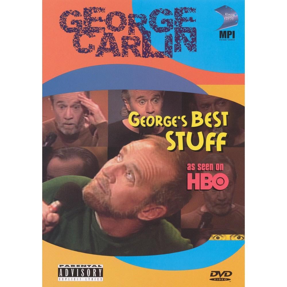 George Carlin:George's Best Stuff (Dvd)