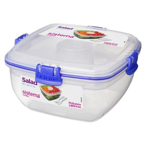 Sistema Salad To Go 372oz