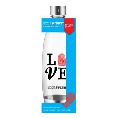 Sodastream 1L Carbonating Bottle - Love
