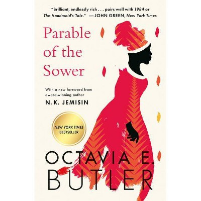 Parable of the Sower - by Octavia E Butler (Paperback)