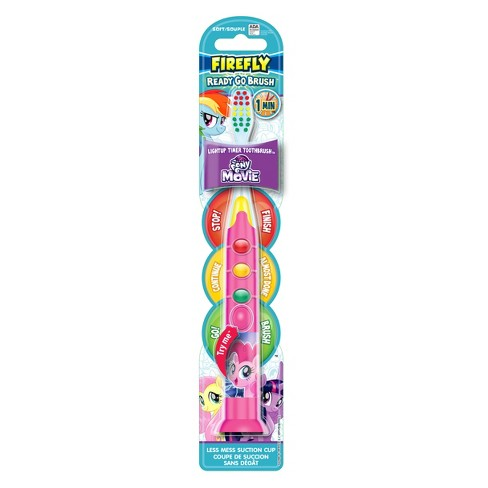 Firefly My Little Pony Manual Toothbrush - 1ct - image 1 of 2