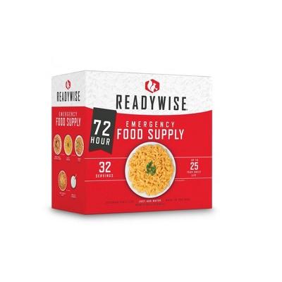 Wise Food Emergency Food Supply 72 Hour