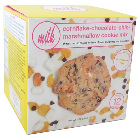 Milk Bar Cornflake-Chocolate Chip-Marshmallow Cookie Mix - 14.4.oz - image 1 of 1