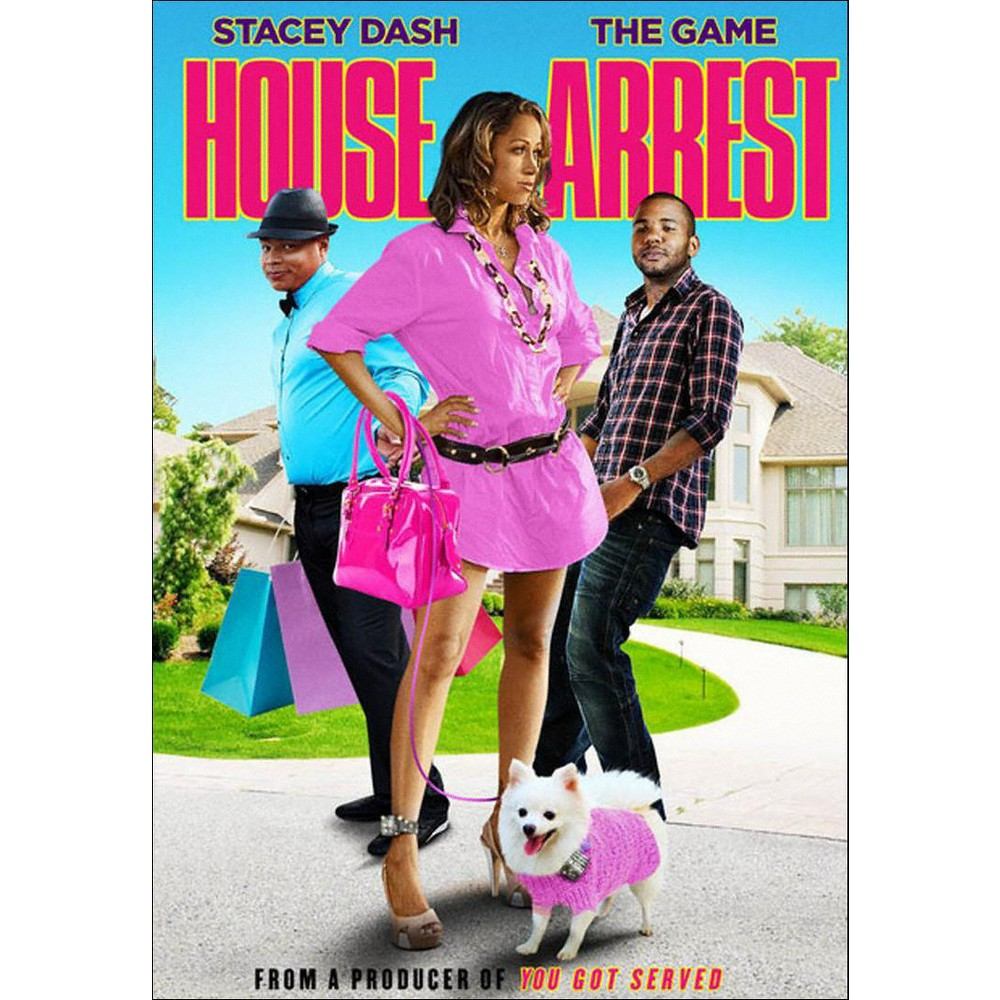 House Arrest (Dvd), Movies