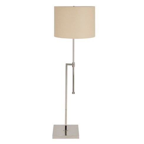 """Sutton Floor Lamp Silver 18"""" x 42.25"""" - image 1 of 4"""
