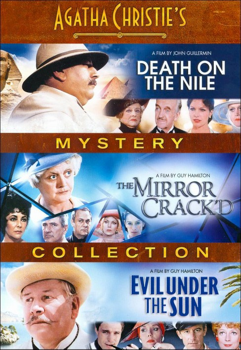 Agatha christie mysteries collection (DVD) - image 1 of 1