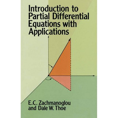 Introduction to Partial Differential Equations with Applications (Dover Books on Mathematics)