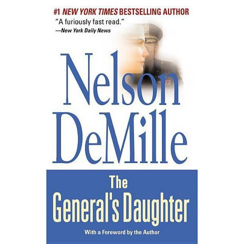 The General's Daughter - by  Nelson DeMille (Paperback) - image 1 of 1