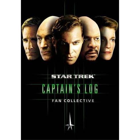 Star Trek: Captain's Log Fan Collective (DVD)(2007) - image 1 of 1