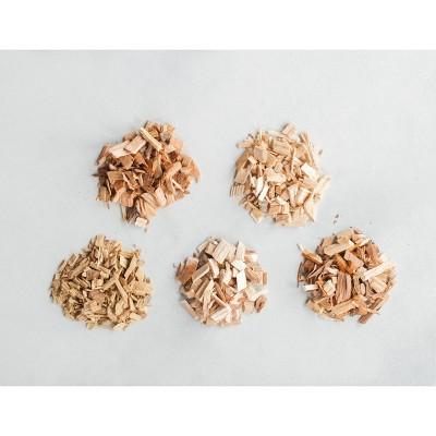 5 Flavor Wood Chips Brown - Nordicware