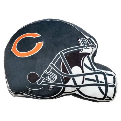 NFL Chicago Bears Helmet Cloud Pillow