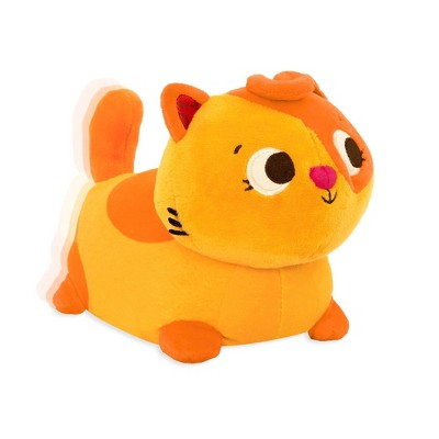 B. toys Interactive Plush Cat Wobble 'n' Go - Lolo