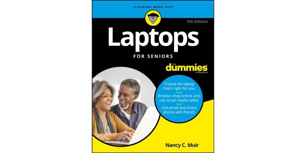 Laptops for Seniors for Dummies (Paperback) (Nancy C. Muir)