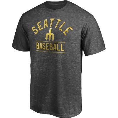 MLB Seattle Mariners Men's Short Sleeve T-Shirt
