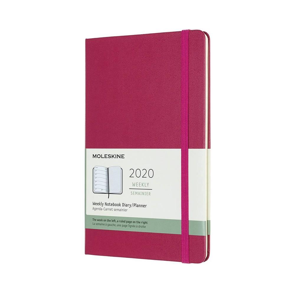 "Image of ""2020 Moleskine Planner 5""""x 8"""" Pink"""
