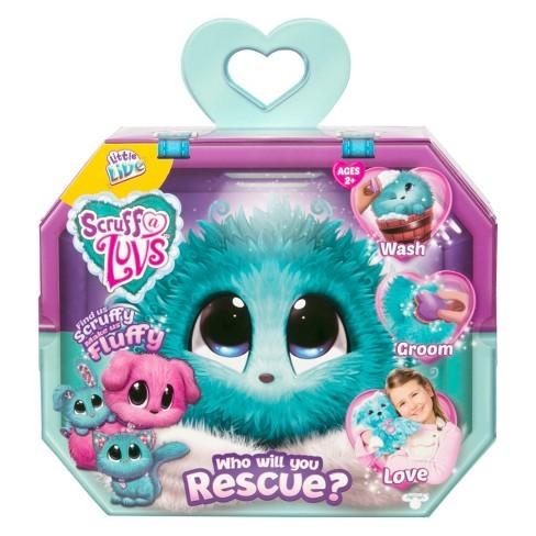 Little Live Pets Scruff-A-Luv - Blue