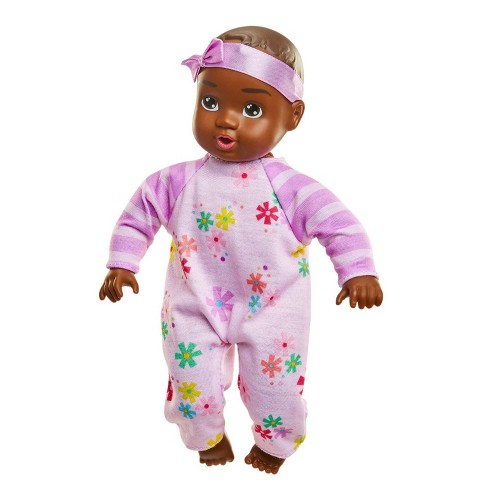"Honestly Cute My Lil' Baby 8"" Baby Doll - image 1 of 5"