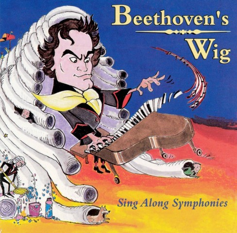Beethoven's wig - Sing along symphonies (CD) - image 1 of 2